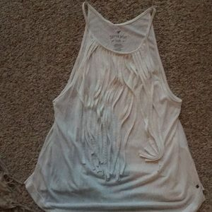 American eagle tank top size small